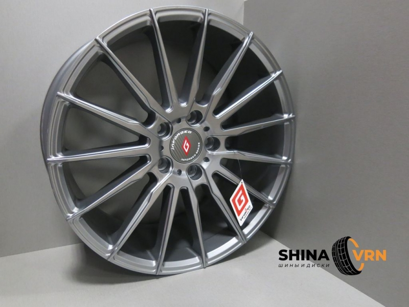 "Inforged ""IFG19"" GM R18x8.0 5x114.3 et45 67.1"